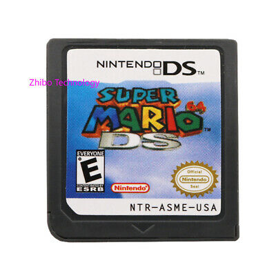 HOT Super Mario 64 DS Game Only For Nintendo 3DS 2DS DSI DS XL Christmas Gift