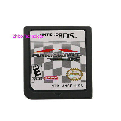 Mario Kart DS (Nintendo 2005)Game Only For Nintendo DS 2DS 3DS XL Christmas Gift