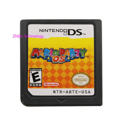 Mario Party DS Game Card For Nintendo DS 2DS DSI 3DS XL Christmas Gift