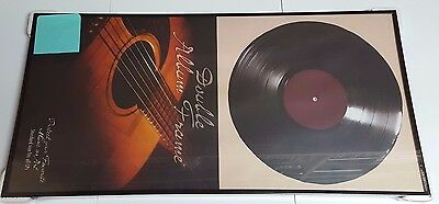 Lot Of (4) Double Record/ Gatefold Album Frames New In Wrap... Free Shipping