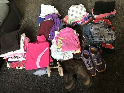 Girls Massive Clothes Bundle Of 8-9, 9-10 Years And Some Bigger Sizes 10-12yrs