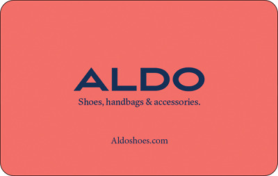 Aldo Gift Card - $22.60 Mail Delivery