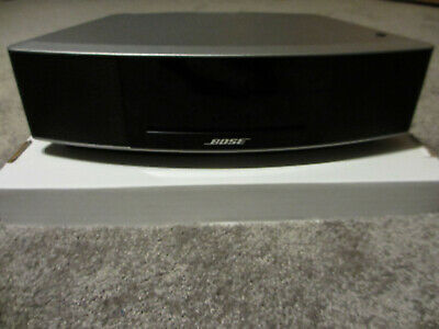 Bose Wave IV Music System - Platinum Silver