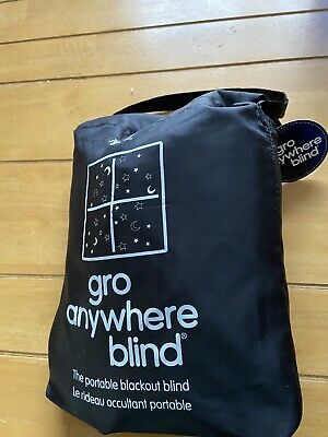 Gro Anywhere Blackout Blind - Used only once