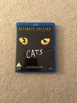 Cats Ultimate Edition Blu Ray