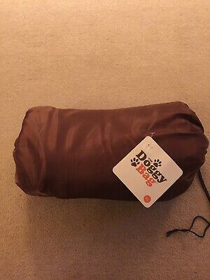 *New* TMS Dry Dog Bag  - Drying Towel XL Brown