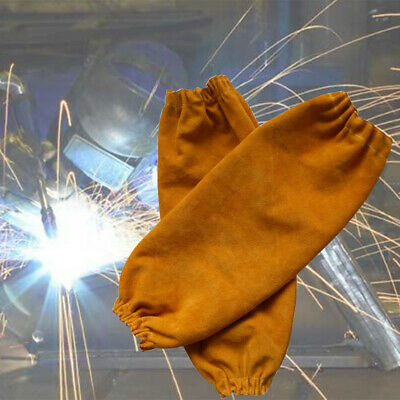 Welding Long Arm Protection Sleeves Cover Heat Resistant Safety Equipment 48cm