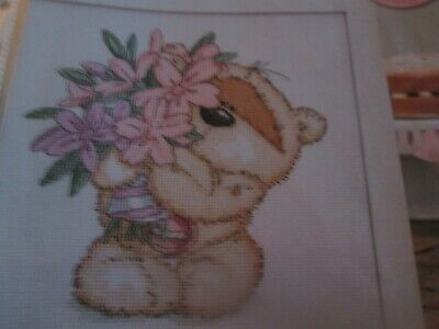 'Especially For You' Fizzy Moon Cross Stitch Chart Only