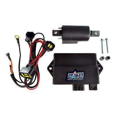 AC to DC Ignition Conversion Kit for Polaris Sportsman 700 Carb 2002 2003 2004