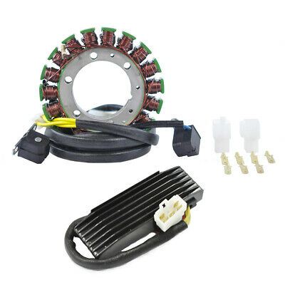 Kit Stator + Regulator Rectifier For Suzuki Boulevard / Intruder 1400 1998 1999