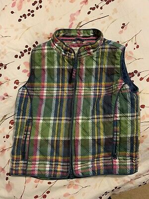 Girls Quilted Gilet from Joules Age 8 Years