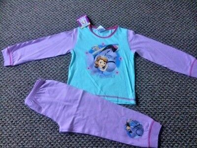 Girls Disney Sofia Princess Pyjamas Size 3 - 4 years - New!!!