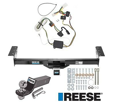 "Reese Trailer Tow Hitch For 97-01 Jeep Cherokee Complete w/ Wiring and 2"" Ball"