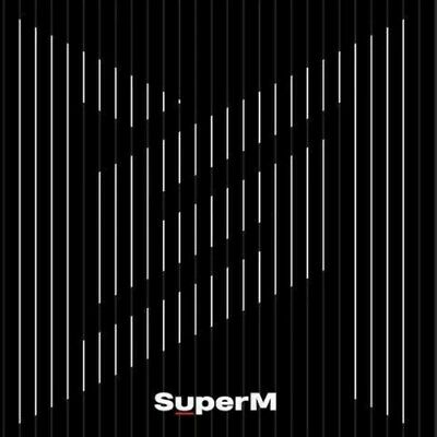 SuperM 1st Mini Album 'SuperM' UNITED Ver Audio CD 2019 TAEYONG PHOTOCARD