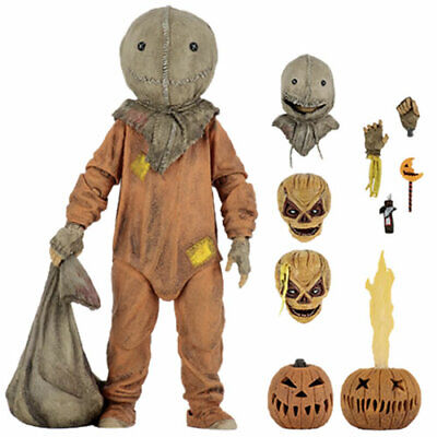 Trick 'r Treat Sam 7-Inch Scale Ultimate Action Figure* BRAND NEW* FREE US SHIP*