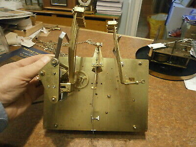 CLOCK MOVEMENT 1161-053H Pendulum 94cm Hermle Emperor Triple Chime Grandfather