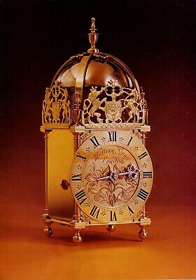 William Gray Lantern Clock Service and Restoration