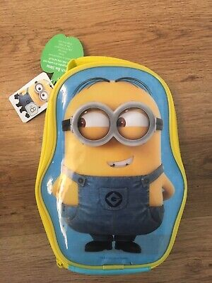 Despicable Me Minions Lunch Bag BNWT