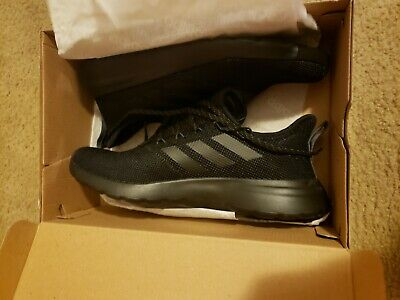 New Adidas Lite Racer Rbn Men's Running Shoes (F36642) Black Size 10