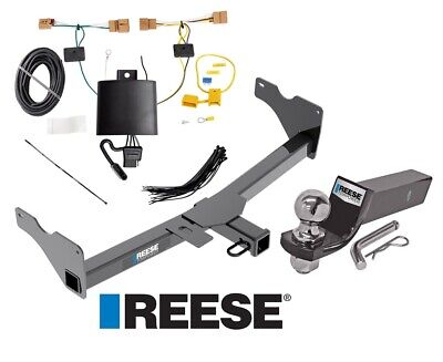 "Reese Trailer Tow Hitch For 18-19 Volkswagen Tiguan Complete w/ Wiring & 2"" Ball"
