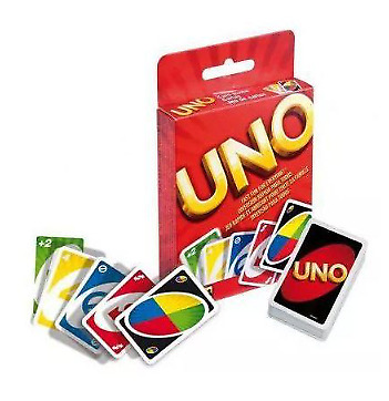 UNO Card Game Fast Free Shipping From US Seller 2-6 People Card Game