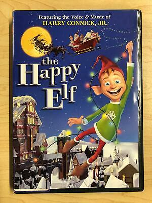 The Happy Elf (DVD, Christmas, 2005) - XMAS19