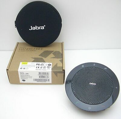 JABRA SPEAK 510 UC BLUETOOTH PORTABLE SPEAKERPHONE for Business New P/N 7510-209