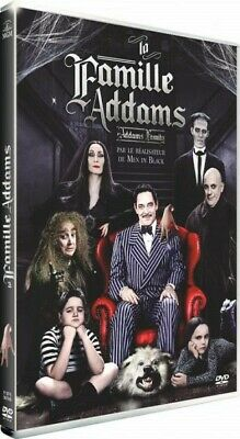 The Addams Family (the Comedy Deadly Cult) DVD New Blister Pack