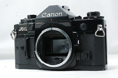 Canon A-1 35mm SLR Film Camera Body Only SN2335601