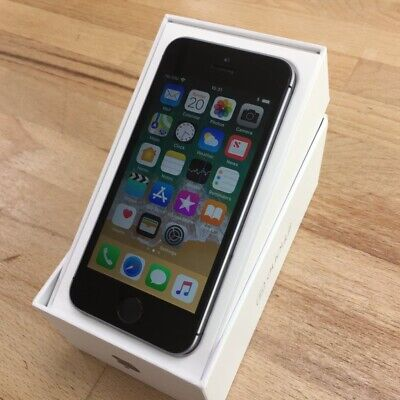 Apple iPhone SE - 64GB - Space Grey (Unlocked)- Grade A EXCELLENT CONDITION!