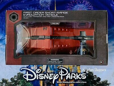 Disney Parks Star Wars Galaxy's Edge Rise Of The Resistance Ride Vehicle Toy