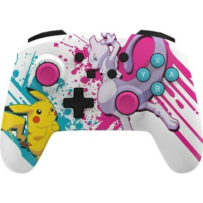 NEW! Enhanced Wireless Controller for Nintendo Switch - Pokémon Battle XMAS GIFT