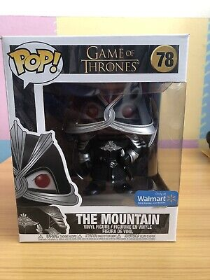 "The Mountain 6"" Funko Pop Game of Thrones - Walmart Exclusive"