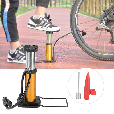 Foot Bicycle Bike Tire Basketball Football Soccer Ball Pool Toys Hand Air Pump