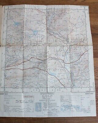 Ordnance Survey Map 44/05 Draughton 1:25 000 Beamsley Bolton Abbey Embsay Eastby