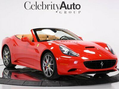 2013 California  2013 FERRARI CALIFORNIA