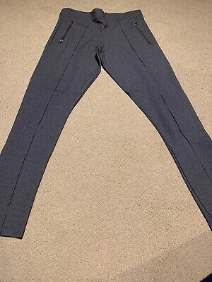 Girls M&S Grey Trousers Age 11-12 Years