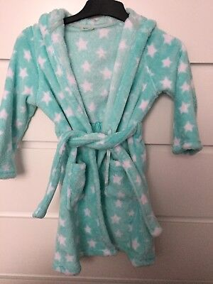 M&S Dressing Gown Age 5/6 Years