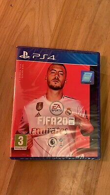 FIFA 20 PS4 Game Brand New And Sealed ONE DAY AUCTION !!!!!!!!!!!!!