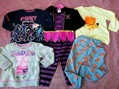Girls autumn bundle/ sweatshirts, joggers and Halloween outfit 2-3 years