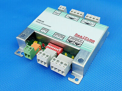 RealTime RTD-20 Retail Economiser Realtime Control Interface Firmware Inkl.MwSt