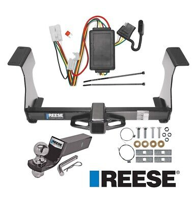 "Reese Trailer Tow Hitch For 09-13 Subaru Forester Complete w/ Wiring and 2"" Ball"
