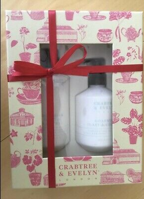 Crabtree And Evelyn Goatmilk Gift Set