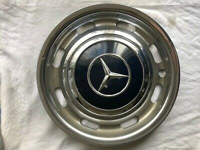"Chrom Radkappe hubcap wheel cover 15"" Mercedes 600 W100 M100 Pullman W 100"
