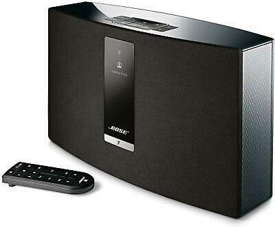 Bose SoundTouch 20 Series III Wireless Music System - Black, NEW SEALED