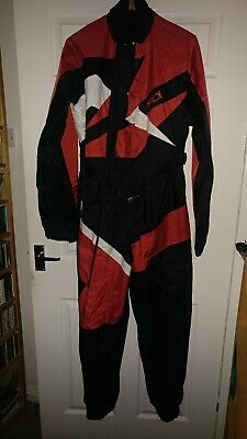 Sidi Motorcycle All In One Waterproof Over Suit size Small