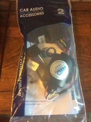New Connects2 ACV 42 – BM – 003 Steering Wheel Remote Control Adapter