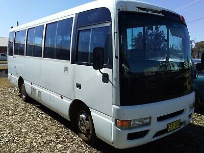 Nissan Civilian Bus 22 seat, Current rego and ready to go