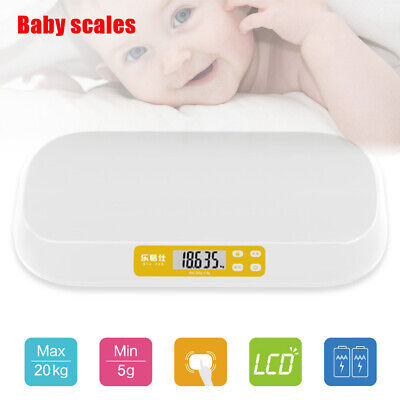 Everfit Electronic Digital Baby Scale Infant Weight Scales Monitor Tracker Pet