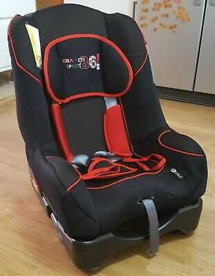 Casualplay Bi-Care Fix Car Seat Group 0-1 In Black 0-18kg REDUCED TO £99